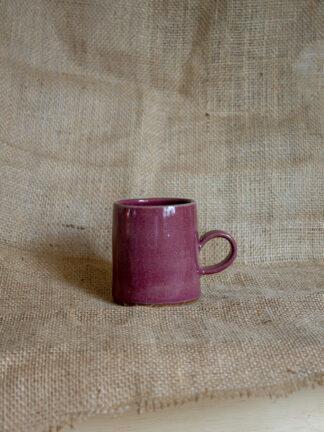 Taza violeta
